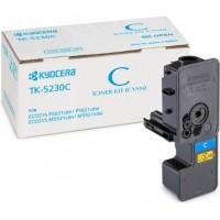 Kyocera TK-5230C, Toner Cartridge HC Cyan, Ecosys M5521MFP, P5021- Original