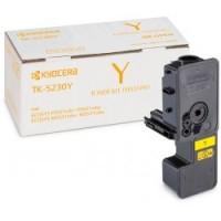 Kyocera TK-5230Y, Toner Cartridge HC Yellow, Ecosys M5521MFP, P5021- Original