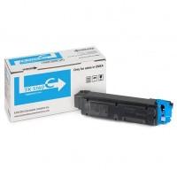 Kyocera Mita TK-5160C, Toner Cartridge Cyan, Ecosys P7040- Original