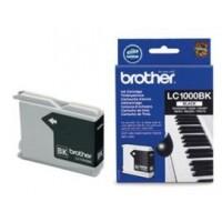 Brother LC1000BK, Ink Cartridge Black, MFC-660, 685, 845, 885- Original
