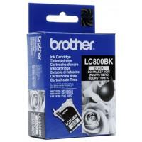 Brother LC800BK, Toner Cartridge Black, MFC-3220C, 3220C, 3420C, 3820CN- Original
