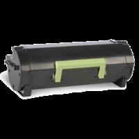 Lexmark 60F0XA0, 600XA Toner Cartridge, MX510, MX511, MX611 - Extra Hc Black Genuine