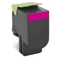 Lexmark 70C20M0, CS310/410/510 Return Program Toner Cartridge - Magenta