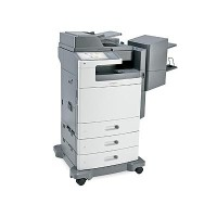 Lexmark X792DTFE A4 Colour Laser Multifunction