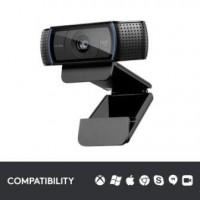 Logitech 960-001055, Pro C920 Full HD Webcam