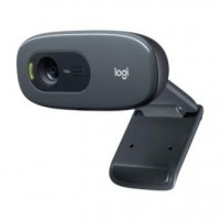 Logitech G-C270, C270, HD Webcam 720p, 30fps Video Calling Skype Streaming USB PC Camera