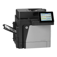 HP LaserJet Enterprise MFP M630dn, Mono Laser Printer