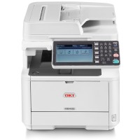 Oki MB492dn, A4 Mono Multifunction Laser Printer