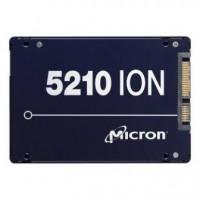 "Micron MTFDDAK3T8QDE-2AV1ZA, 5210 ION 2.5"" 3840 GB Serial ATA III QLC 3D NAND"
