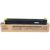 Sharp MX23GTYA, Toner Cartridge Yellow, MX-2010, 2310, 2614, 3111- Original