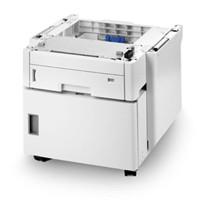 Oki 44020403, 2nd Paper Tray and Tall Cabinet, MC851, MC860, MC861- Original