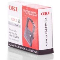 Oki 9002310, Microline Nylon Ink Ribbon Black, ML320, ML390- Original