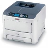 OKI C610DN A4 Colour Laser Printer