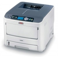 OKI C610N A4 Colour Laser Printer