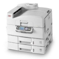 Oki C9650n, A3 Colour LED Laser Printer