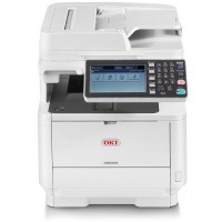 Oki MB562dnw, A4 Mono Multifunction Laser Printer