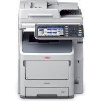 OKI MB760dnfax, A4 Mono Multifunction Laser Printer
