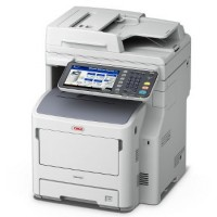 Oki MB770dnfax, A4 Mono Multifunction Laser Printer