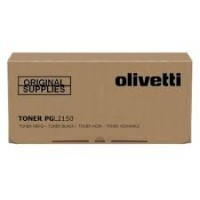 Olivetti B1073, Toner Cartridge Black, PG L2150, D-COPIA 5004, 6004- Original