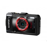 Olympus TG-2 Tough Camera in Black