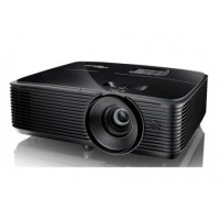 Optoma H184X, 3600 ANSI Lumens DLP WXGA (1280x800) 3D Desktop Projector Black