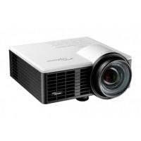 Optoma ML1050ST, Data Projector, 1000 ANSI lumens DLP WXGA (1280x720), 3D Portable, Black