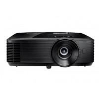 OPTOMA S322E, 3800 ANSI SVGA Projector Black