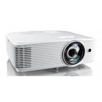 Optoma W308STe, Data Projector, 3600 ANSI lumens, DLP WXGA (1280x800), 3D Desktop projector White