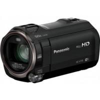 Panasonic HC-V770, HD Camcorder Black