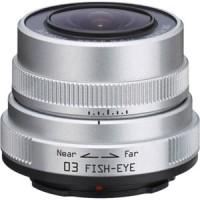 Pentax Q 03 Fish-Eye 3.2mm F5.6 Lens
