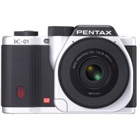 Pentax Imaging K-01 Silver Single Kit Camera + 40mm Lens