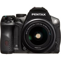 Pentax Imaging K-30 Black Digital SLR Camera + 18-55mm WR Lens