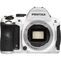 Pentax Imaging K-30 White Digital SLR - Body Only
