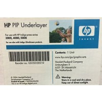 HP Q5350-00010, PIP Underlayer, Indigo 3000, 4000, 5000- Original