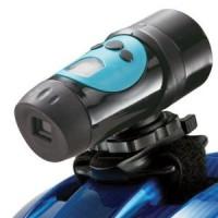 QCAMS HD 720P, Bike Helmet Waterproof Action Sports Camera UK