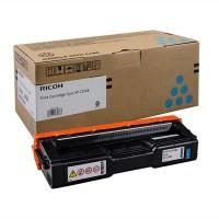 Ricoh 407544, Toner Cartridge Cyan, SP C250DN, C252, C260, C261- Original