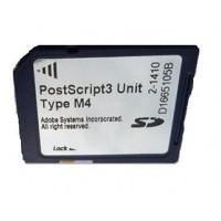 Ricoh 416592, PostScript 3 Unit, Type M4, MP C4503, C5503, C6003- Original