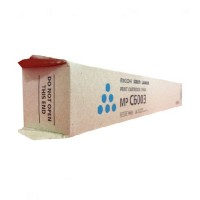 Ricoh 841856, Toner Cartridge Cyan, MP C4503, C5503, C5504, C6003, C6004- Original