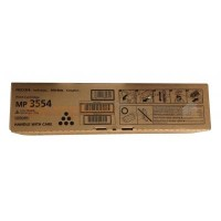 Ricoh 842125, Toner Cartridge Black, MP2554, MP3054, MP3554, MP3555- Original