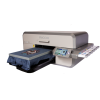 Ricoh Ri 6000, Direct To Garment Printer