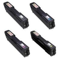 Ricoh 406348,406349,406350,406351, Toner Cartridge Value Pack, SP C231, C310, C232, C240- Original