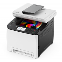 Ricoh SP C261SFNw, A4 Multifunctional Laser Printer