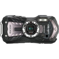 Ricoh, WG-30W, Wifi Waterproof Digital Camera- Carbon Grey