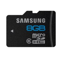 Samsung 8GB Micro SDHC Class 6