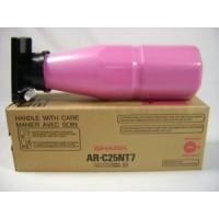 Sharp AR-C25T7 Toner Cartridge, AR C150, C160, C250, C270, C330 - Magenta Genuine
