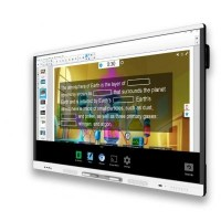 "Smart Board SMASBIDMX275, 75"" Interactive Flat Panel"