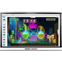 "Smart Board SPNL-6275, 75"" Interactive Flat Panel"