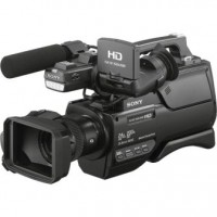 Sony HXR-MC2500E, Full HD Prof. Shoulder Camcorder