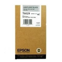 Epson T6029, Ink Cartridge Light Light Black, Stylus Pro 7800, 7880, 9800, 9880- Original