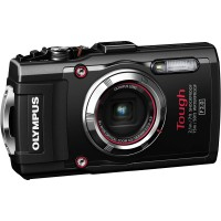 Olympus, Stylus Tough TG-3, Waterproof Digital Camera- Black